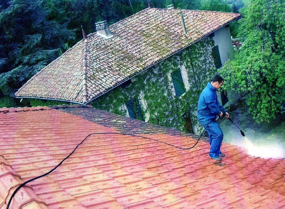 Traitement de la toiture d'une maison à Grenoble (38 Isère)